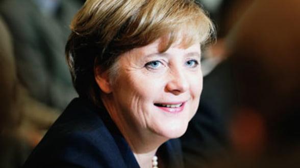 Angela Merkel: BCE nu poate supraveghea toate bancile europene