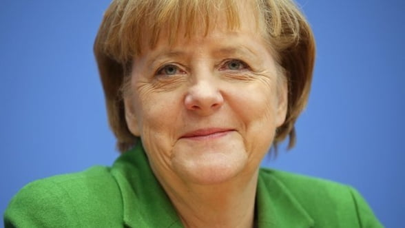 Angela Merkel: BCE trebuie sa evite sa transmita semnale gresite prin masurile de relaxare cantitativa (QE)