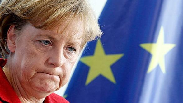 Angela Merkel: Criza din Europa va mai dura cel putin cinci ani