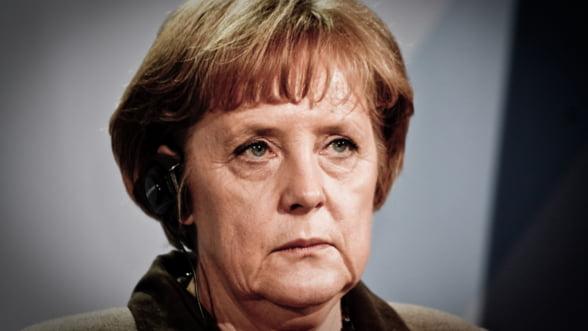 """Angela Merkel: Germania """"nu are forta"""" pentru ample programe de relansare economica"""
