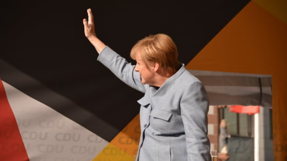 Angela Merkel, catre Europa: Sa nu pedepsim industria auto!