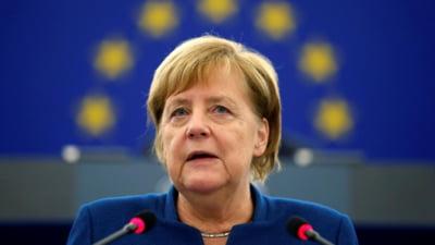 Mesaj extrem de sensibil al Angelei Merkel. Ultimul ei discurs de Anul Nou, in calitate de cancelar: A fost un an care ne-a taiat respiratia