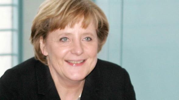 "Angela Merkel: euroobligatiunile nu vor exista ""atat timp cat eu voi fi in viata"""