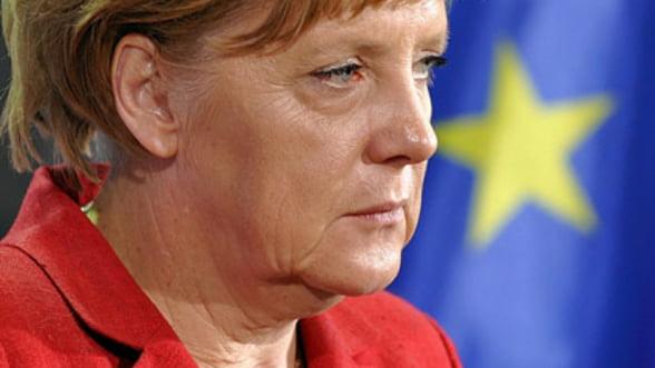 """Angela Merkel este """"optimista"""", dar nu """"sigura"""" de succesul proiectului european"""