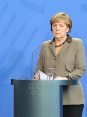 Angela Merkel este considerata cel mai competent candidat la postul de cancelar - sondaj