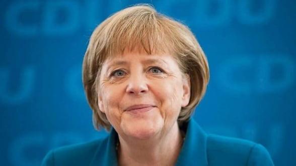 Angela Merkel face promisiuni de miliarde de euro, inainte de alegeri