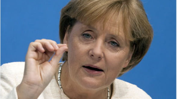 Angela Merkel isi exprima aprecierea fata de reformele fiscale din Italia