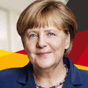 Angela Merkel spune ca va colabora cu Franta pentru a tine unita UE, in discursul sau de Anul Nou