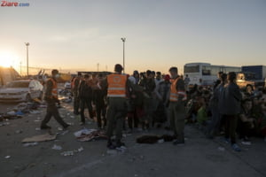 Angela Merkel vrea sa scape mai repede de cei care nu primesc azil in Germania