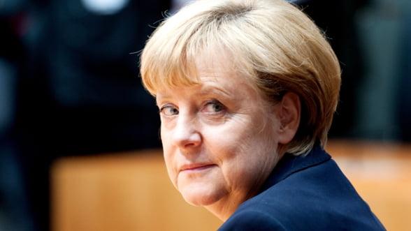 Angela Merkel vrea un fond de 500 de milioane euro pentru estul Ucrainei