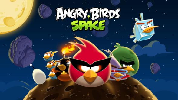 Angry Birds Space, lansat - de unde se poate descarca