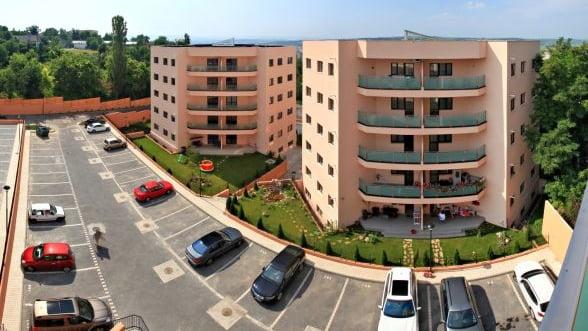 Ansamblul rezidential Copou Bellevue din Iasi, finalizat. 75% din apartamente sunt deja vandute
