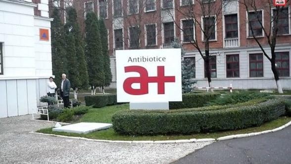 Antibiotice Iasi: Profit de 20,07 milioane lei in 2011