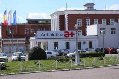 Antibiotice Iasi estimeaza o crestere a exporturilor de peste 10%