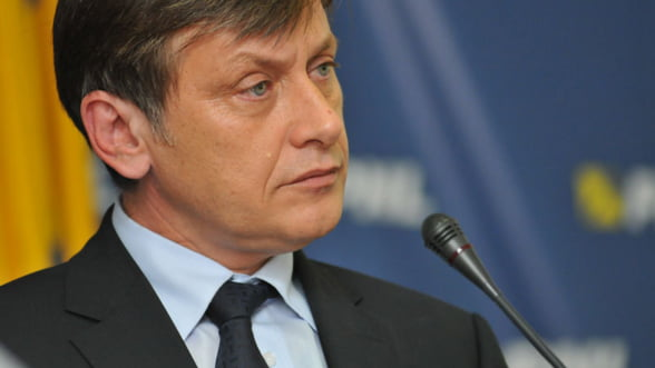 Antonescu: Cota unica e batuta in cuie in urma discutiilor cu FMI. Va ramane la 16% in 2014