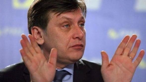 Antonescu: FMI se insala, CAS se putea reduce si acum