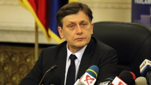 """Antonescu vorbeste despre """"batalii"""" cu FMI, pentru mentinerea cotei unice"""