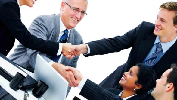 Antreprenorii continua sa-si creasca numarul angajatilor in 2013