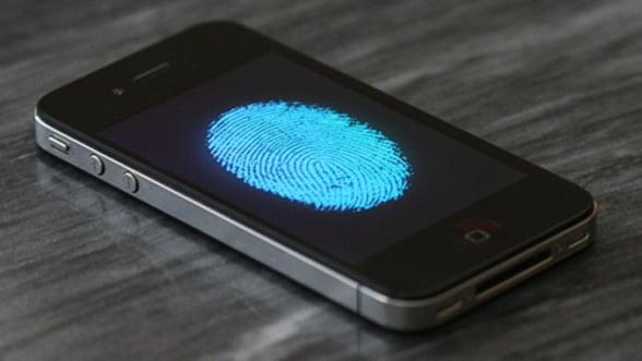 Anul 2014, dedicat smartphone-urilor cu functii de recunoastere biometrica