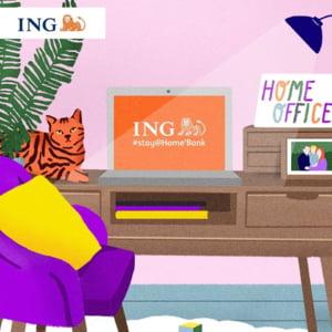 Anuntul facut de ING Bank Romania pentru clientii care vor sa amane plata ratelor