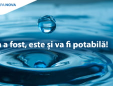"Apa Nova nu a acceptat amenda de la Ministerul Sanatatii: ""Apa a fost in permanenta potabila, nu vom schimba nimic in modul de tratare"""