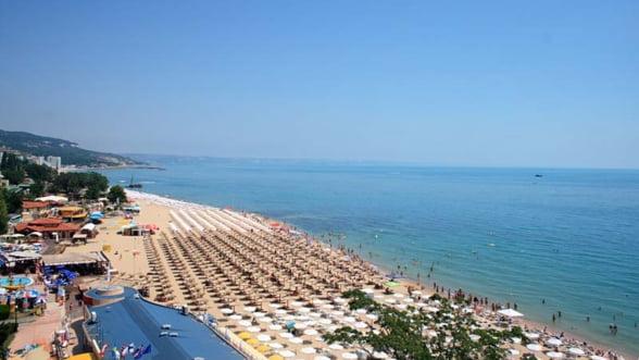 Apa marii, infectata cu virusul hepatic A, pe litoralul bulgaresc