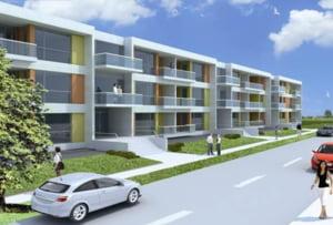 Apartamentele in faza de proiect, fara clienti