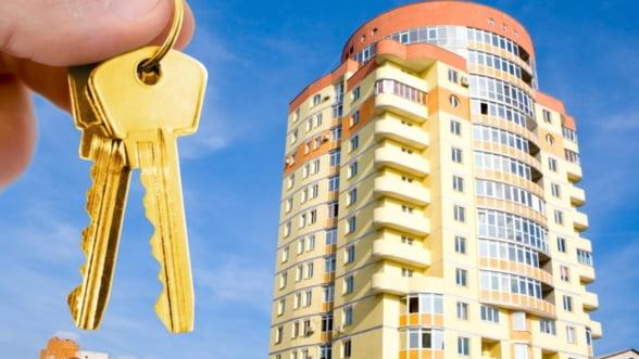Apartamentele s-au ieftinit cu 10% la inceput de 2015