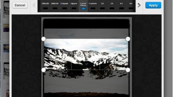 Aplicatia care creeaza poza perfecta pentru Timeline