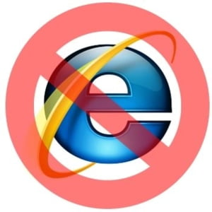 Aplicatiile Google nu vor mai putea fi folosite in Internet Explorer 6
