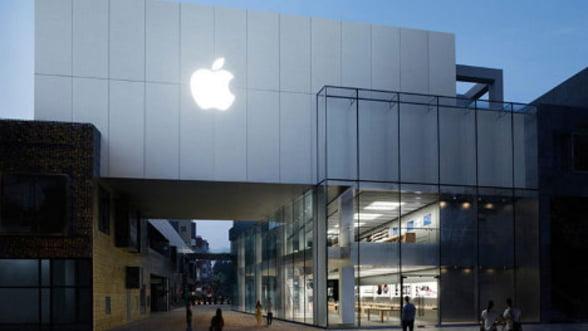 Apple: Capitalizarea ar putea depasi miercuri 500 de mld dolari
