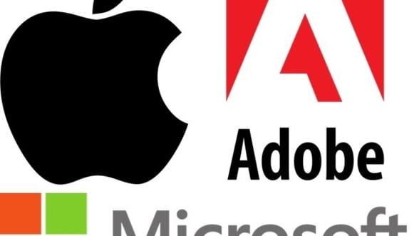 Apple, Microsoft si Adobe, invitate sa explice de ce au produse scumpe