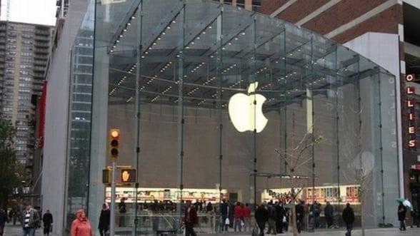 Apple, cel mai mare profit din istorie