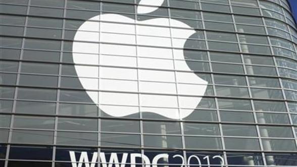 Apple, profit sub asteptari: Vanzari puternice pentru iPad in T3