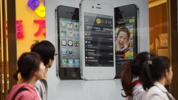 Apple, umilinta teribila pe piata din China