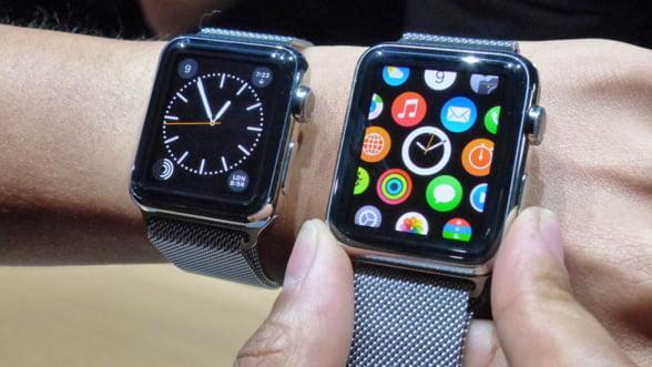 Apple Watch, primul esec dupa era Steve Jobs?