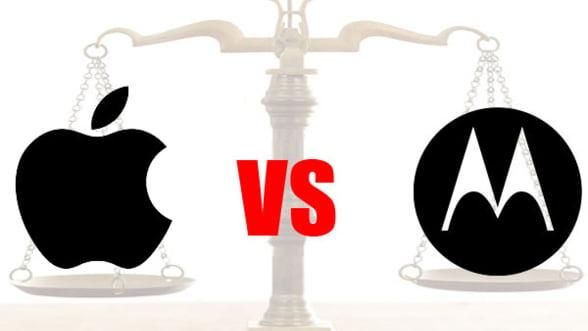 Apple a dat in judecata Motorola