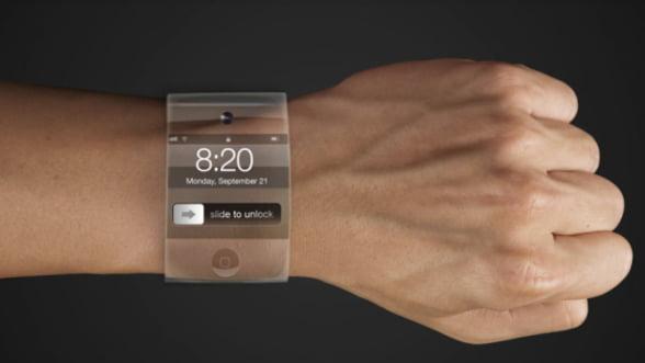 Apple a dezvaluit deja noul iWatch intr-o reclama iPhone 5 Video