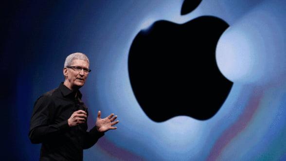 Apple a pierdut aproape un sfert din valoarea de piata in acest an