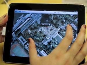 Apple ar putea lansa o tableta cu ecran mai mic