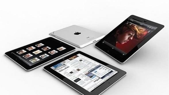 Apple domina piata tabletelor in randul companiilor
