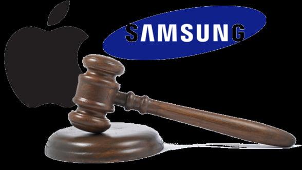 Apple invinuieste Samsung pentru reducerea vanzarilor cu doua milioane de unitati