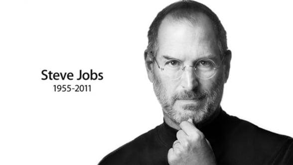 Apple isi inchide magazinele pentru a-l comemora pe Steve Jobs
