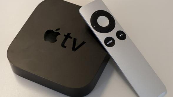 Apple lucreaza la tehnologia care te va 'scapa' de publicitatea TV