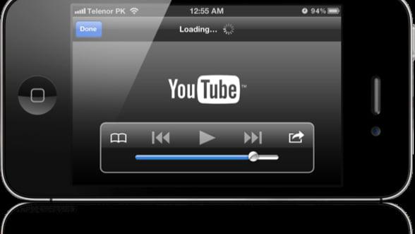 Apple nu va mai include aplicatia YouTube in noul sau sistem de operare