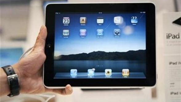 Apple ocupa aproape trei sferturi din piata de tablete din China