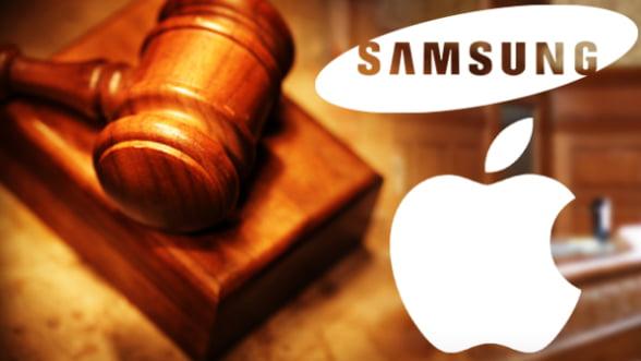 Apple pierde in SUA primul proces cu Samsung pe patente