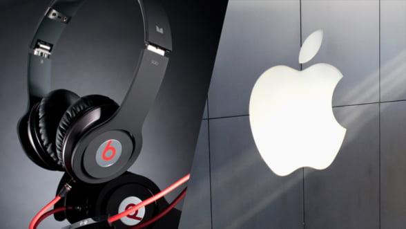Apple pregateste cea mai mare achizitie de pana acum, in valoare de 3,2 de mld. de dolari