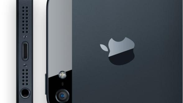 Apple pregateste iPhone cu ecran mai mare, intre 4,8 si 6 inci