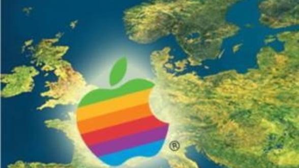 Apple primeste o amenda de 1,2 milioane de dolari in Europa